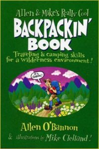 3_Allen_MikesReallyCoolBackpackingBook