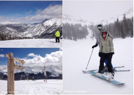 Copper Mountain and Loveland