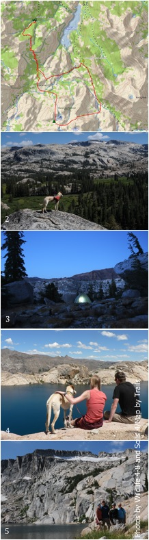 Granite Dome Photos and Map