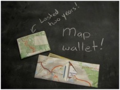 Map wallet
