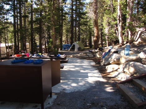 Mount Rose Campground