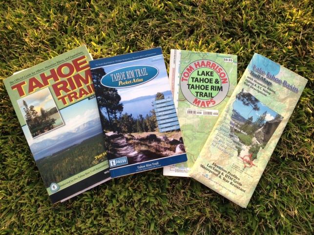 Tahoe Rim Trail Resources