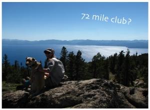 72 mile club?