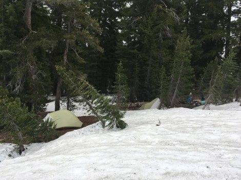 """Snow"" camp"