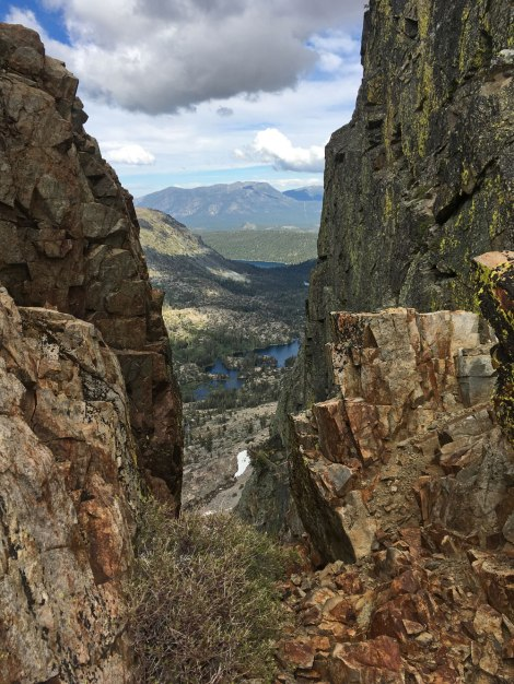 Cracked Crag
